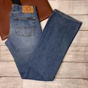 Lucky Brand Dungarees bootcut jeans size 28